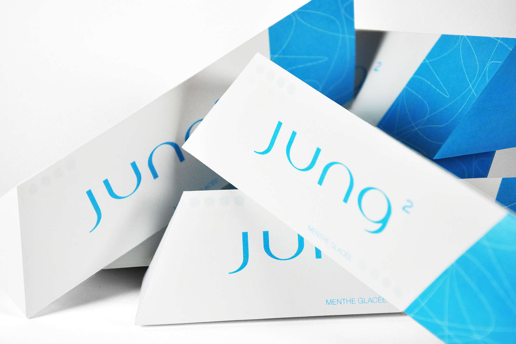 boîtes de suppléments vitaminiques «Jung»