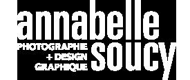 logo annabelle soucy photographie + design graphique